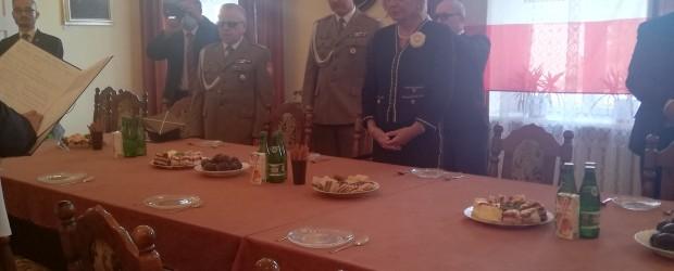 Krośniewice: Spotkanie z Ambasador RP w Rzymie Anną Marią Anders