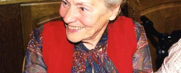 OSLO (NORWEGIA) | Pogrzeb najstarszej Polki 102 lata w Norwegii