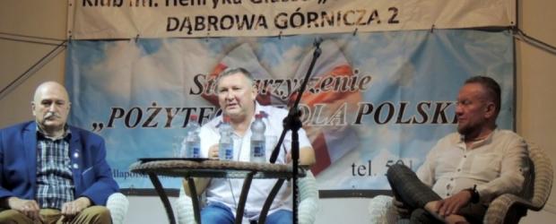 DĄBROWA GÓRNICZA II | Jan Paweł II towarzyszy mi na co dzień! Szczere słowa Jacka Wrony w rozmowie z Niezalezna.pl