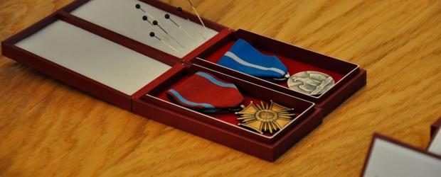 DZIERŻONIÓW II | Uroczystość wręczenia odznaczeń państwowych