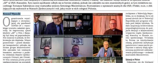 GPC | Polacy znów mogą przesądzić o zwycięstwie Trumpa