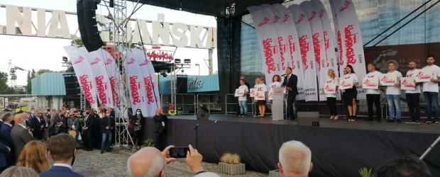 Gdańsk II | 40 lat Solidarności
