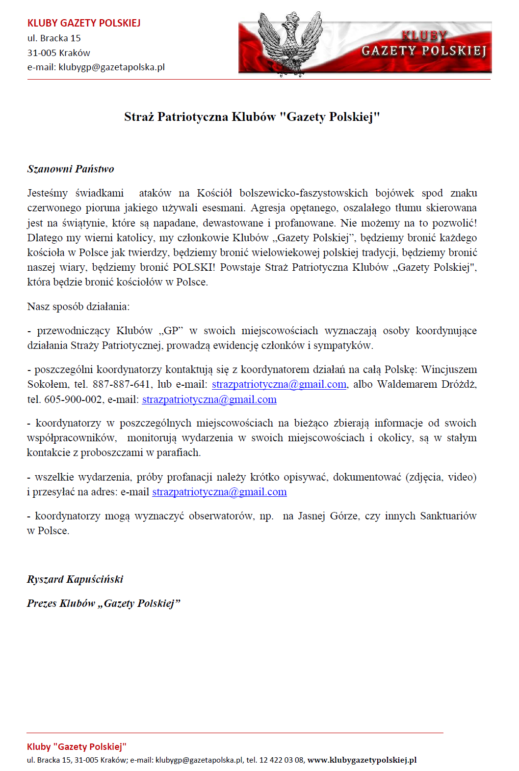 List_Straż