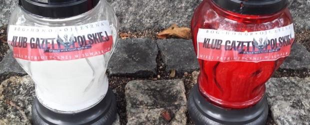 SUWAŁKI | Miesięcznica Tragedii Smoleńskiej