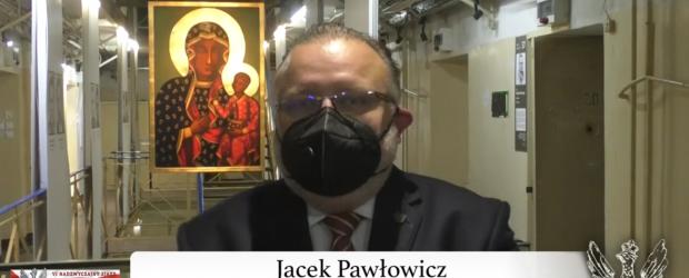 Jacek Pawłowicz do klubowiczów GP (wideo)