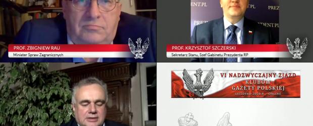 Panel – Bieżąca polityka zagraniczna w świetle wyborów w Stanach Zjednoczonych (wideo)