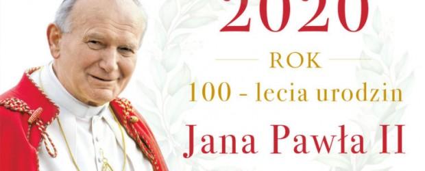FILADELFIA |  100. rocznica urodzin Wielkiego Papieża Polaka – Jana Pawła II – wkrótce więcej informacji.