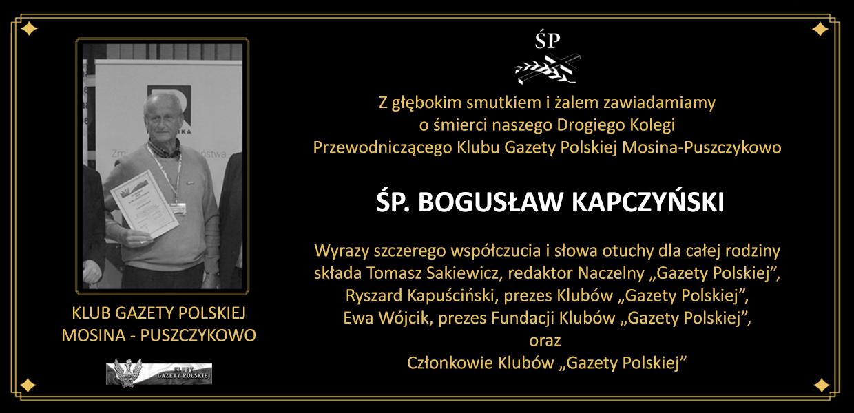 Nekrolog Mosina-Puszczykowo_