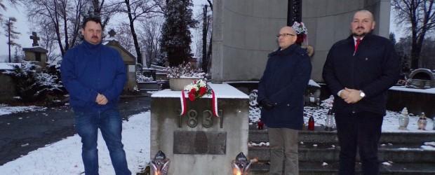 NOWY SĄCZ II | 190 rocznica Powstania Listopadowego