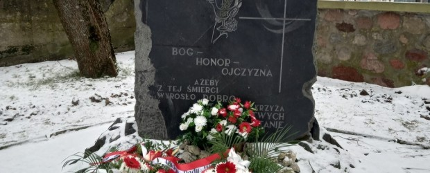 SUWAŁKI   39 rocznica wprowadzenia stanu wojennego 13.12 1981 r.