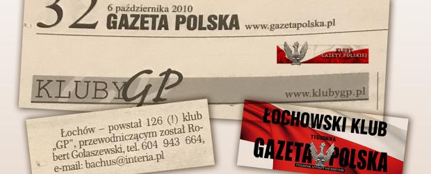 ŁOCHÓW | 10 lat Klubu Gazety Polskiej w Łochowie