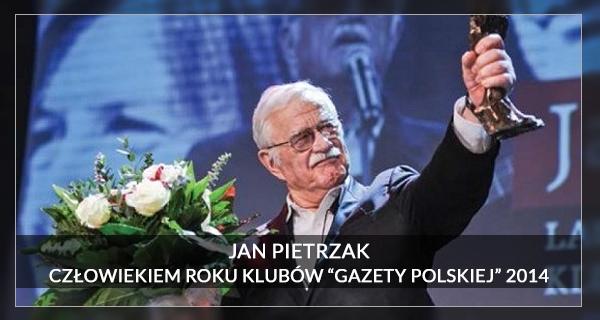 2014 Człowiek Roku - Jan Pietrzak