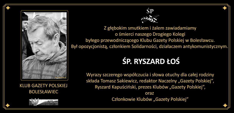 Nekrolog - Bolesławiec