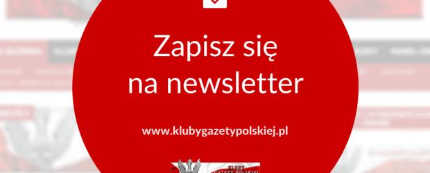 NEWSLETTER | Zapisz się do naszego Newslettera