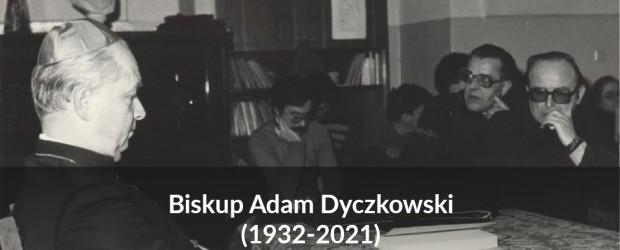OBORNIKI ŚLĄSKIE | Biskup Adam Dyczkowski (1932–2021) – wspomnienie