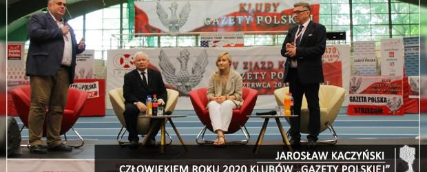"""Kluby """"Gazety Polskiej"""" wybrały laureata"""
