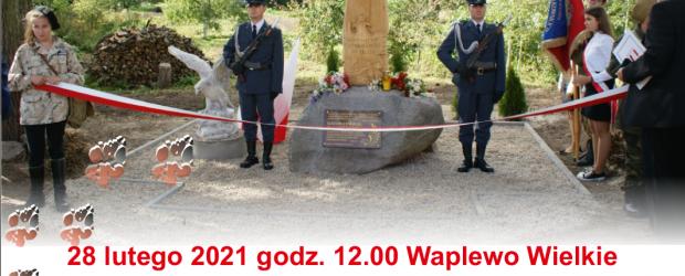 ELBLĄG II   Zaproszenie na Dni Żołnierzy Wyklętych   28.02 godz. 12:00   3.03 godz. 9:00