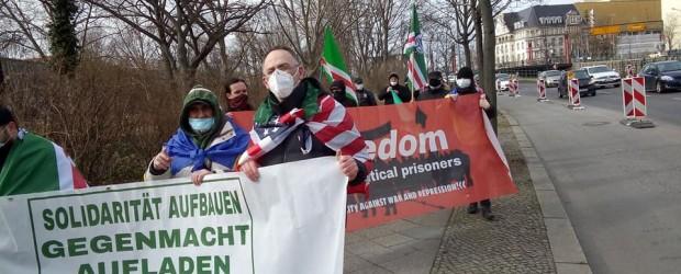 BERNIL-BRANDENBURG | Demonstracja w czasie pandemii w Berlinie