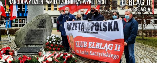 ELBLĄG II | Żołnierze Niezłomni
