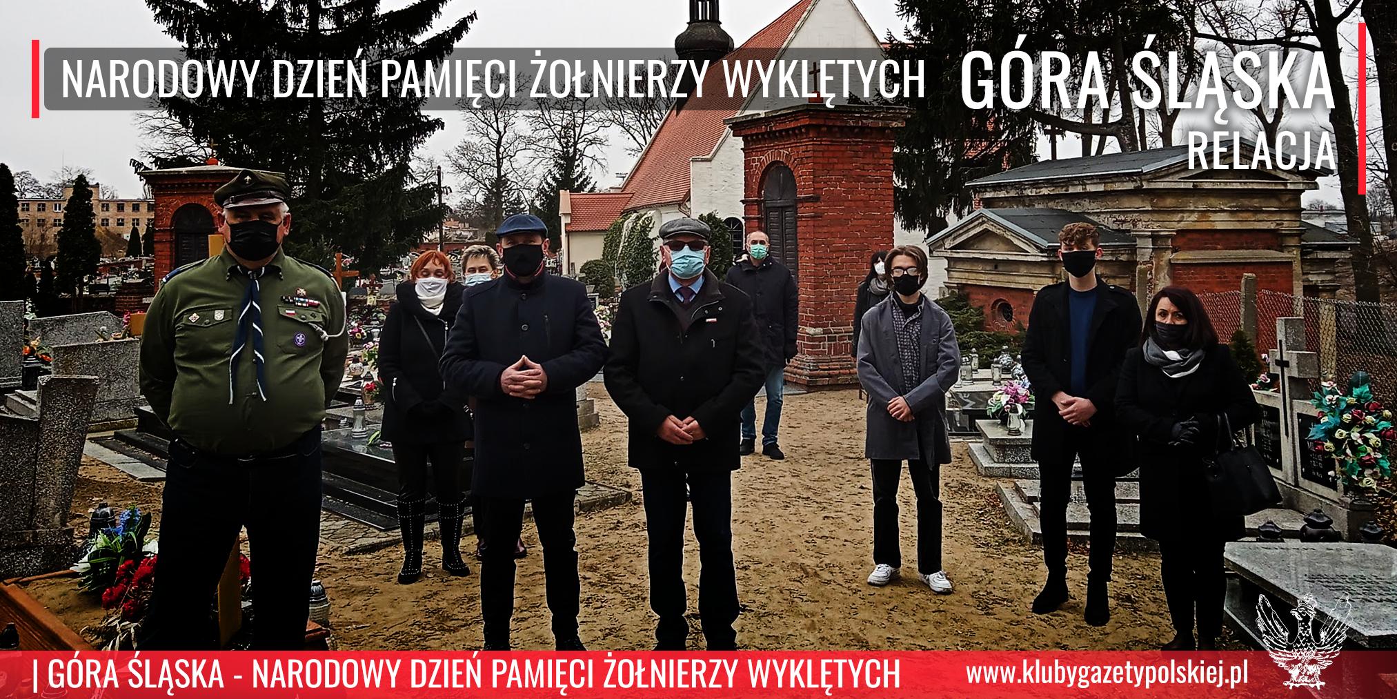 Góra Śląska_Żołnierzy Wykleci