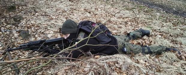 GLIWICE | Polowe ćwiczenia Strzelców Rzeczypospolitej