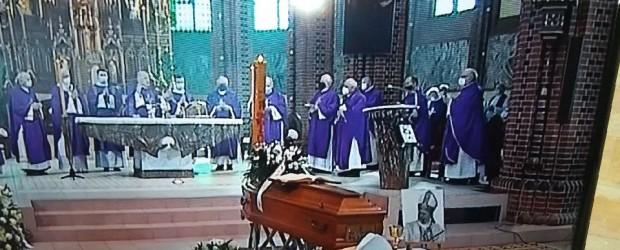 GLIWICE | Pogrzeb Biskupa Gerarda