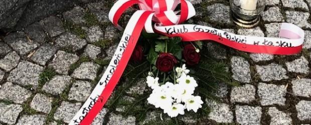 ŁASK   10 kwietnia Tragedia Smoleńska