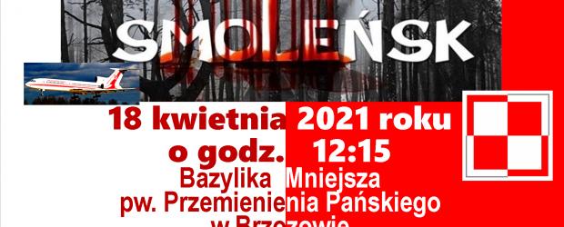 BRZOZÓW | Dzień Pamięci Ofiar Zbrodni Katyńskiej 18.04