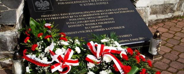 DZIERŻONIÓW II | 11. Rocznica Tragedii Smoleńskiej