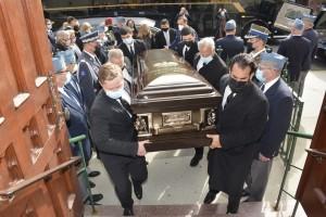 USA | Ostatnie Pożegnanie Kapitana Antoniego Chrościelewskiego – Polonia w żałobie