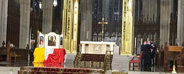 NOWY JORK | 7 rocznica kanonizacji Jana Pawła II w Katedrze Św Patryka NY