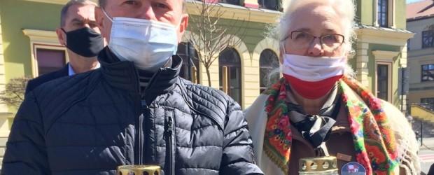 NOWY SĄCZ SEKCJA S   11. Rocznica Tragedii nad Smoleńskiem oraz upamiętnienie ofiar Zbrodni Katyńskiej