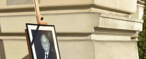 NOWY SĄCZ   Rocznica 81 rocznicy zbrodni Katyńskiej i 11. katastrofy Smoleńskiej
