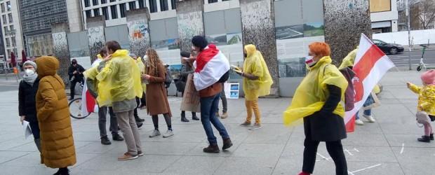 BERLIN-BRANDENBURG| Demonstracja w Berlinie