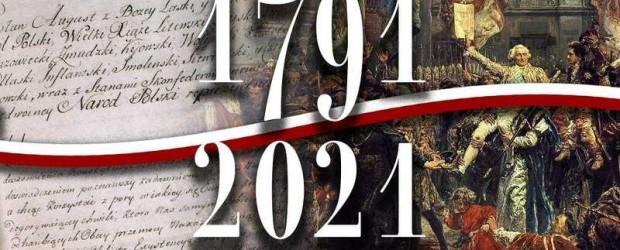 BIELSKO-BIAŁA | 230. rocznica uchwalenia Konstytucji 3 Maja