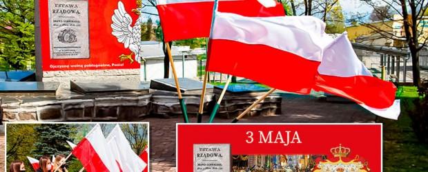 DZIERŻONIÓW II | Święto Narodowe Trzeciego Maja.