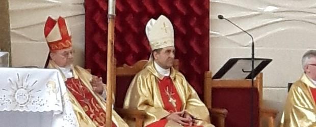 ŁOCHÓW | 60-lecie święceń kapłańskich ks. prałata Tadeusza Osińskiego