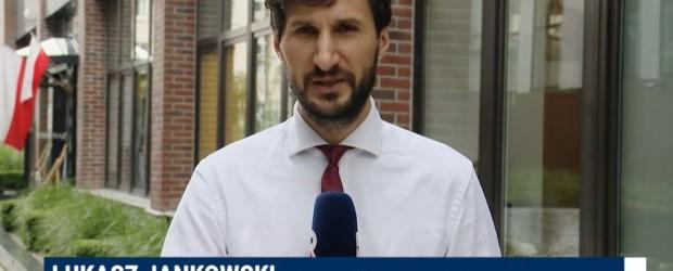 (wideo) | Manifestacja #PoStroniePolski – zaprasza Łukasz Jankowski