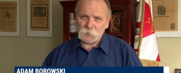 (wideo) | Manifestacja #PoStroniePolski – zaprasza Adam Borowski