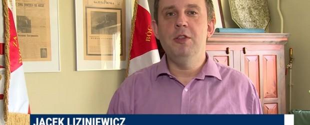 (wideo) | Manifestacja #PoStroniePolski – zaprasza Jacek Liziniewicz