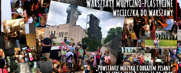 PIOTRKÓW TRYB. | Wycieczka do Warszawy tuż przed 77 rocznicą Wybuchu Powstania Warszawskiego