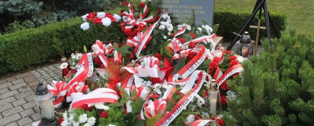 KONIN   Obchody Tragedii Wołyńskiej.
