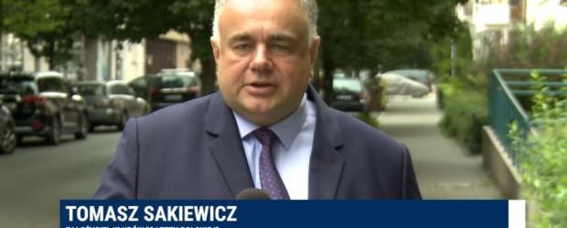 (wideo) Po stronie Polski w sporze z unijnymi instytucjami. Sakiewicz: Chcemy Polski wolnej i niepodległej