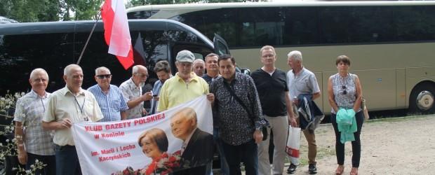 KONIN   Manifestacja #PoStroniePolski