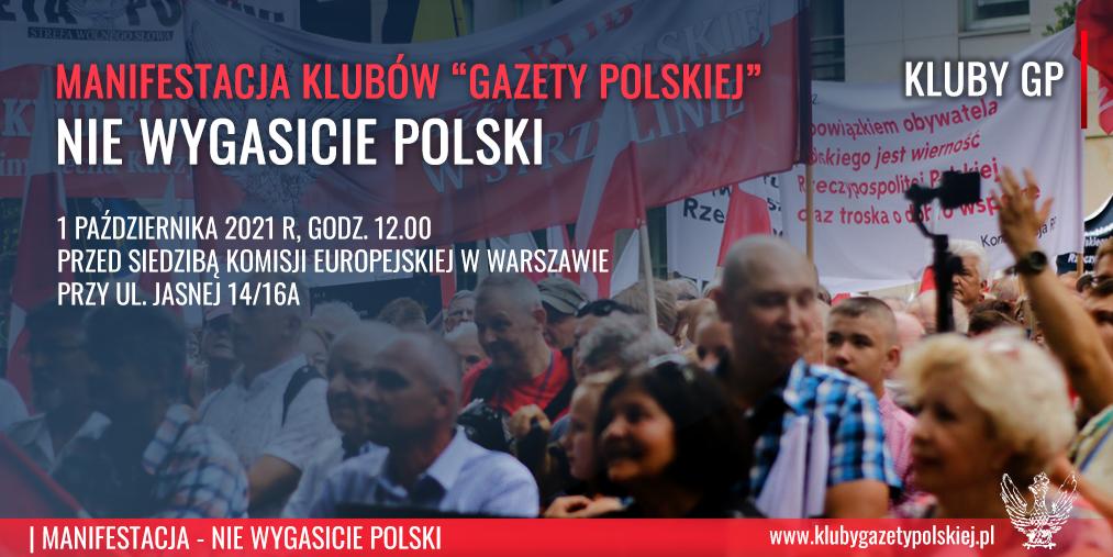 KlubyGP - Nie wygasicie Polski
