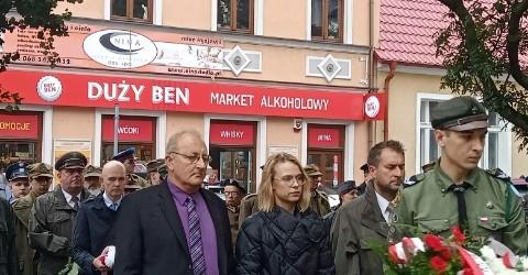 KOPANICA   VII Marsz Katyński w Wolsztynie