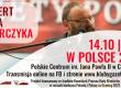CLEARWATER (FLORYDA)   Koncert Pawła Piekarczyka -14.10 godz. 2 PM, 20:00 polskiego czasu (ONLINE)