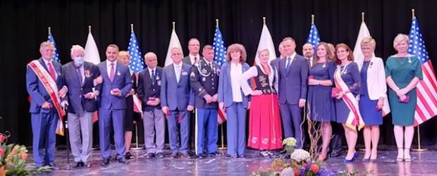 USA   Spotkanie prezydenta Andrzeja Dudy z Polonią