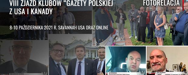 """RELACJA   """"Wolność nie ma narodowości"""" pod takim hasłem członkowie Klubów """"Gazety Polskiej"""" z Północnej Ameryki spotkali się po raz VIII na Zjeździe Klubów USA i Kanady"""